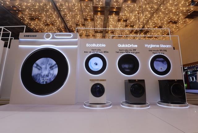 Đo độ bẩn quần áo, tự động phân phối nước giặt - đây là cách Samsung tích hợp AI lên mẫu máy giặt mới nhất - Ảnh 3.