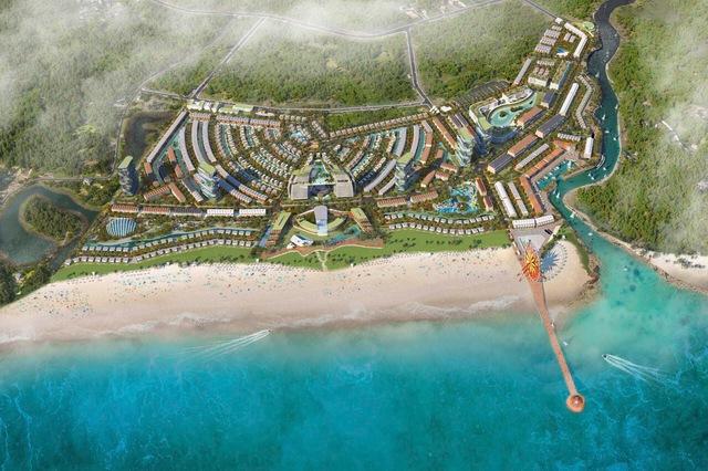 Cung đường resort triệu USD Hồ Tràm - Bình Châu và cuộc đổ bộ của hàng loạt ông lớn địa ốc - Ảnh 2.