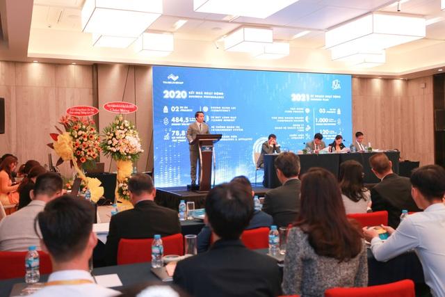 ĐHCĐ Thắng Lợi Group: Doanh thu 1.000 tỉ đồng năm 2021, tiếp tục M&A quỹ đất làm dự án BĐS vùng ven Sài Gòn - Ảnh 1.