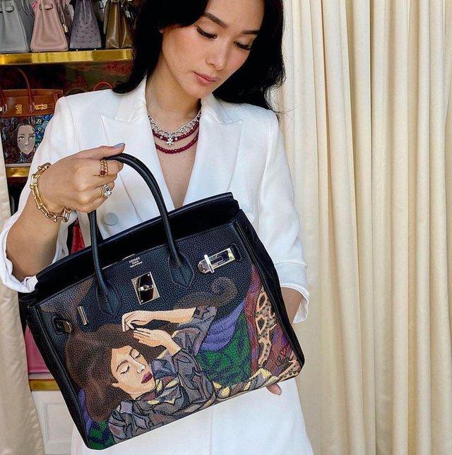 Cuộc sống vương giả của nguyên mẫu Crazy Rich Asians: Sinh ra ngậm thìa vàng, kết hôn với nghị sĩ quyền lực Philippines, sở hữu bộ sưu tập túi xách Hermès Birkin tương đương với vợ tỷ phú giàu nhất châu Á  - Ảnh 9.