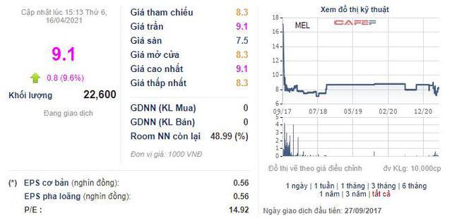 Nhờ tiết giảm chi phí, Thép Mê Lin (MEL) báo quý 1/2021 tăng gấp 41 lần cùng kỳ - Ảnh 2.