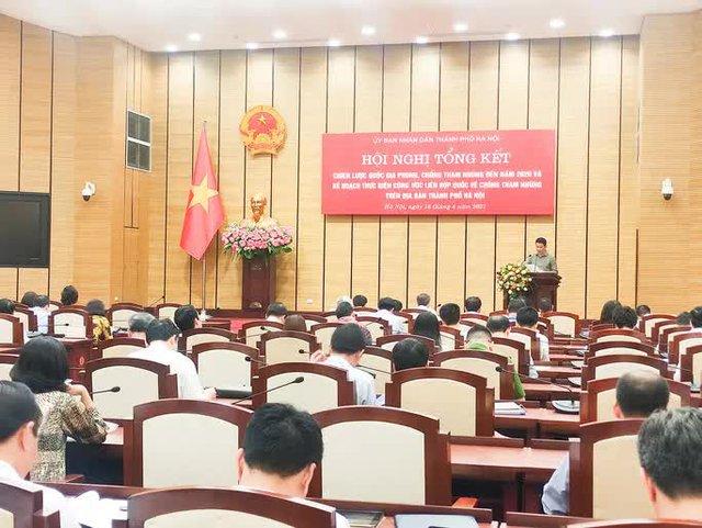 Hà Nội phát hiện sai phạm hơn 3,5 ngàn tỉ đồng liên quan đến tham nhũng - Ảnh 1.