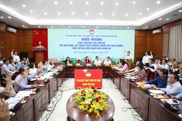 Giám đốc Bệnh viện Bạch Mai Nguyễn Quang Tuấn đạt 100% tín nhiệm giới thiệu ứng cử ĐBQH khóa XV - Ảnh 1.