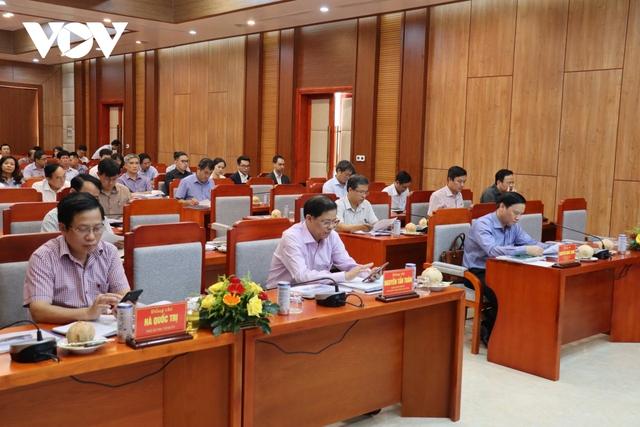 Phó Chủ tịch Quốc hội yêu cầu đẩy nhanh tiến độ lập quy hoạch Khu Kinh tế Vân Phong - Ảnh 1.