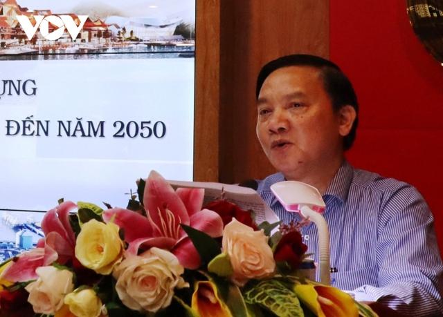 Phó Chủ tịch Quốc hội yêu cầu đẩy nhanh tiến độ lập quy hoạch Khu Kinh tế Vân Phong - Ảnh 2.