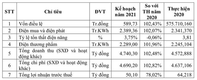 Điện lực Khánh Hoà (KHP): Quý 1 báo lỗ 77 tỷ đồng - Ảnh 3.
