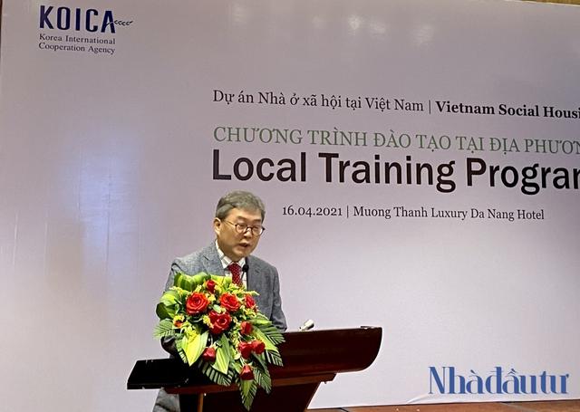 Hàn Quốc hỗ trợ phát triển nhà ở xã hội tại Việt Nam - Ảnh 1.