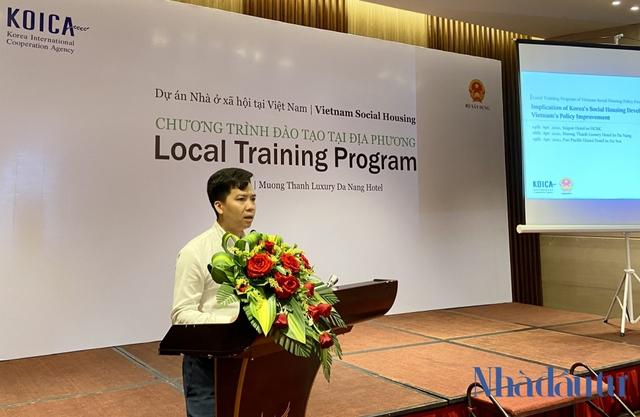 Hàn Quốc hỗ trợ phát triển nhà ở xã hội tại Việt Nam - Ảnh 2.