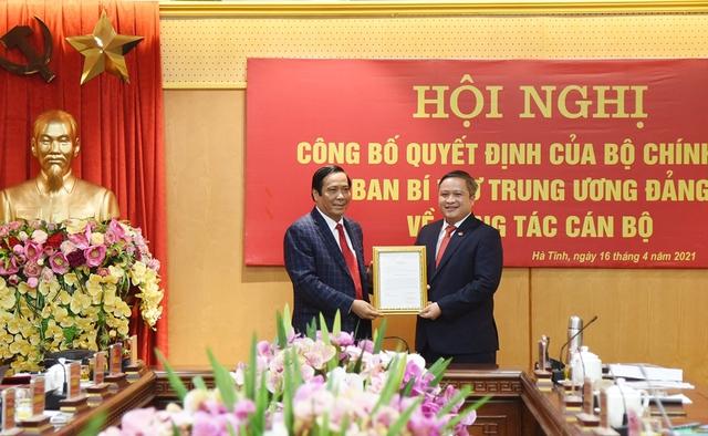 Triển khai quyết định của Bộ Chính trị, Ban Bí thư về công tác cán bộ - Ảnh 1.