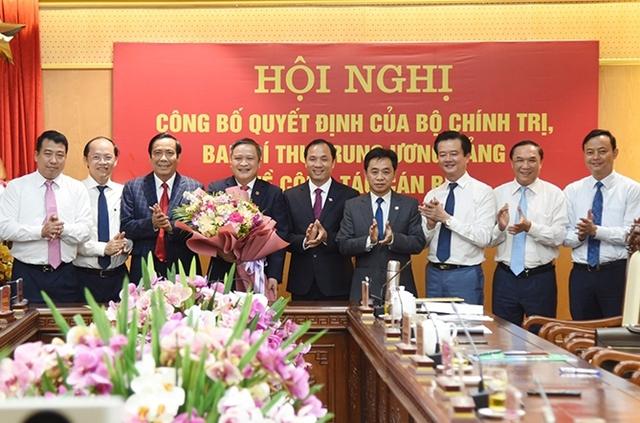 Triển khai quyết định của Bộ Chính trị, Ban Bí thư về công tác cán bộ - Ảnh 3.