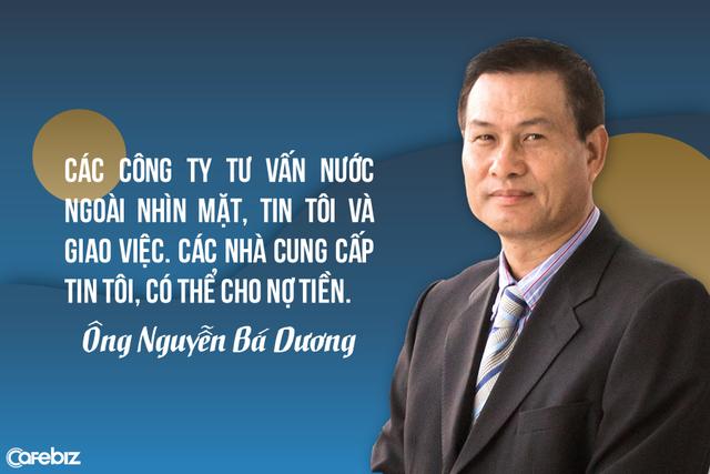 Doanh nhân Nguyễn Bá Dương: Nhiều năm thống trị ngành xây dựng Việt Nam và biến cố bất ngờ ở tuổi 60 với cuộc chiến 'vương quyền' - Ảnh 2.