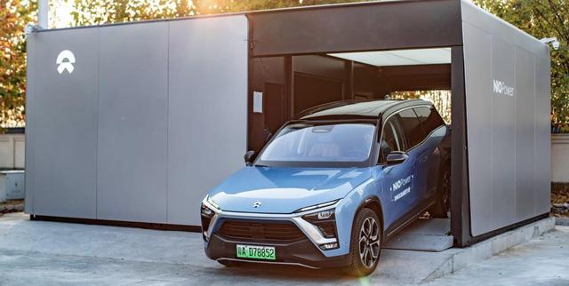 Nio và ngành sản xuất xe điện - Ảnh 2.