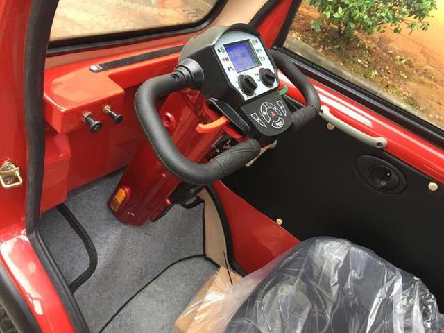 Phát sốt với ô tô điện siêu rẻ, chỉ từ 40 triệu đồng, có mẫu đã được rao bán tại Việt Nam - Ảnh 9.