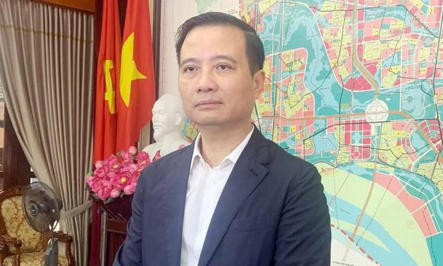 Lãnh đạo nơi giá đất sôi sục từng giờ ở Hà Nội lên tiếng về cơn sốt  - Ảnh 3.