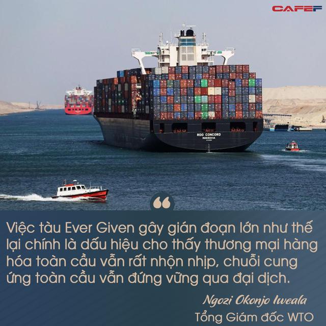 Wall Street Journal: Minh chứng lạ từ sự cố kênh Suez và tác động dài hạn đối với các nhà máy Việt Nam - Ảnh 1.