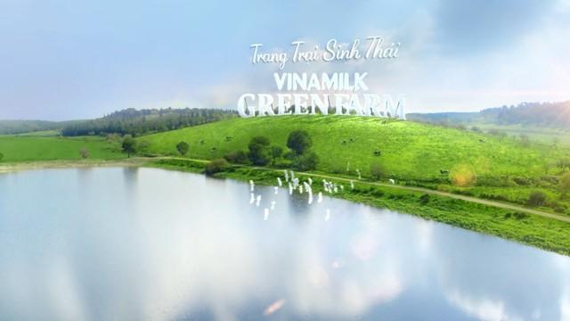 Vinamilk ra mắt hệ thống Trang Trại Sinh Thái Vinamilk Green Farm - Ảnh 1.