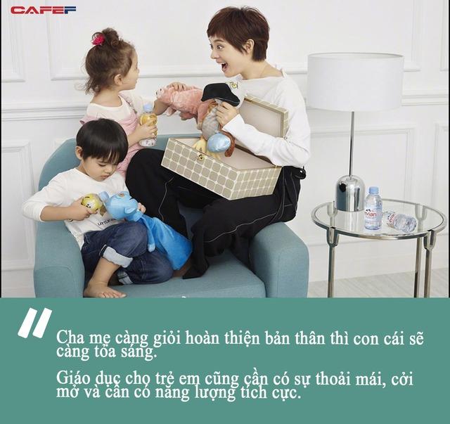 Làm cha mẹ tốt có 3 cấp độ, phần lớn mọi người chỉ ở cấp độ đầu tiên: Tầm của cha mẹ ở đâu, tương lai của con ở đó - Ảnh 4.