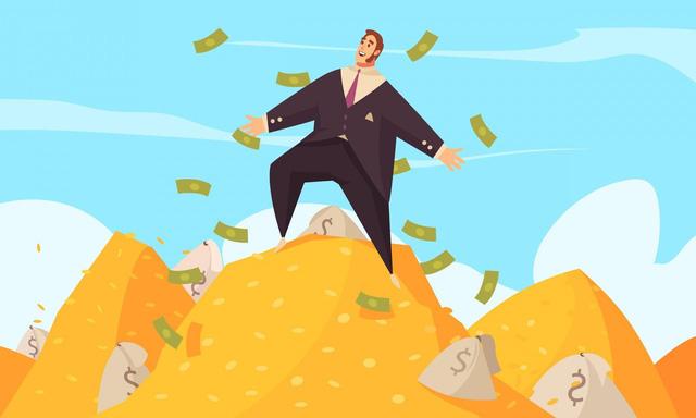 Có người cho bạn vay tiền không lấy lãi, bạn quyết định ứng bao nhiêu? Câu trả lời chỉ ra tư duy khác biệt về tiền bạc của người giàu, kẻ nghèo - Ảnh 1.