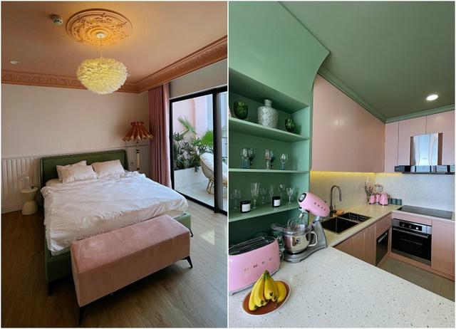 Chiêm ngưỡng không gian sống cao cấp hàng tỷ VNĐ của các mỹ nhân Việt: Nhìn đâu cũng thấy sang chảnh, chọn đại một góc cũng thành ảnh sống ảo, tiện nghi chẳng kém khách sạn 5 sao - Ảnh 11.