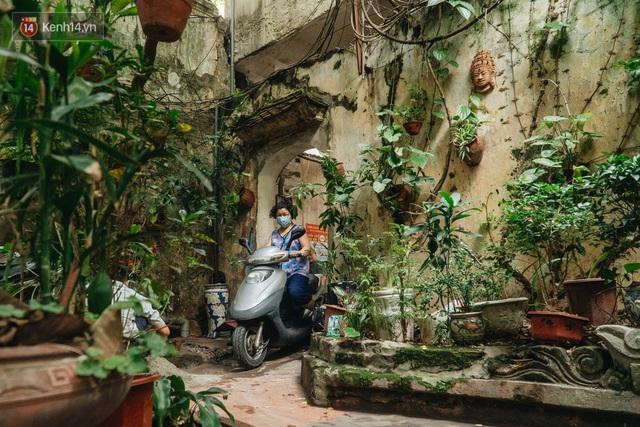 Ngôi nhà 80 năm tuổi, rộng gần 300m2 giữa phố cổ Hà Nội: Trả trăm tỷ không bán, bên trong có hầm chứa được 20 người - Ảnh 1.