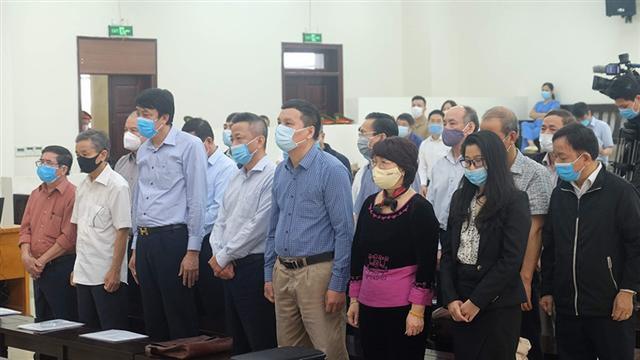 Chiều nay tuyên án 19 bị cáo gây thiệt hại 830 tỉ đồng trong vụ Gang thép Thái Nguyên  - Ảnh 1.