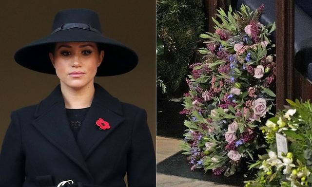 Dùng chiêu trò hòng chiếm spotlight trong tang lễ Hoàng tế Philip, Meghan Markle mất cả chì lẫn chài, hối hận thì đã quá muộn - Ảnh 1.