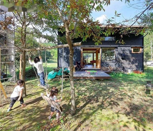 Bỏ phố về vùng nông thôn, gia đình 5 người biến cuộc sống trong ngôi nhà gỗ thành thiên đường ai cũng ước mơ - Ảnh 14.