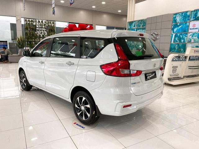 Bị Xpander vượt xa, Suzuki Ertiga Sport ồ ạt giảm giá 50 triệu đồng tại đại lý - Ảnh 3.