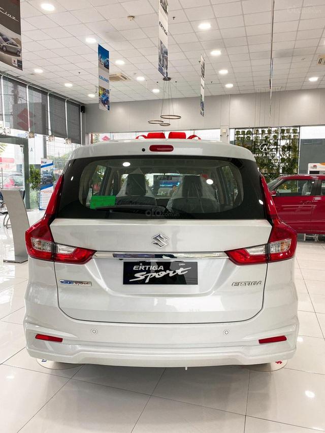 Bị Xpander vượt xa, Suzuki Ertiga Sport ồ ạt giảm giá 50 triệu đồng tại đại lý - Ảnh 4.