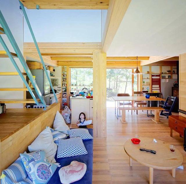 Bỏ phố về vùng nông thôn, gia đình 5 người biến cuộc sống trong ngôi nhà gỗ thành thiên đường ai cũng ước mơ - Ảnh 7.