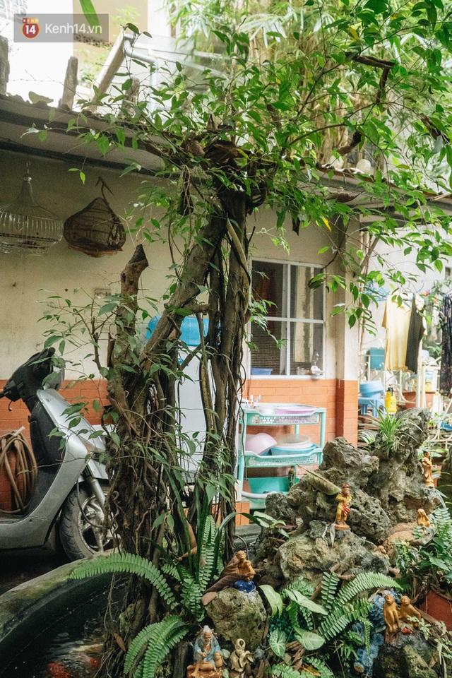 Ngôi nhà 80 năm tuổi, rộng gần 300m2 giữa phố cổ Hà Nội: Trả trăm tỷ không bán, bên trong có hầm chứa được 20 người - Ảnh 9.
