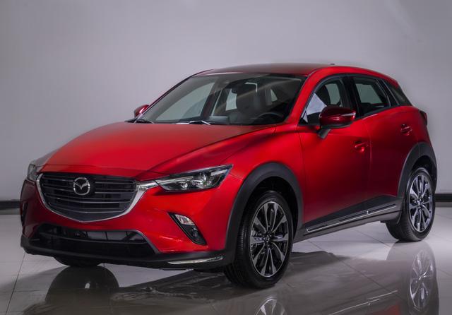 2 mẫu xe mới của Mazda ra mắt tại Việt Nam, giá từ 629 và 839 triệu đồng - Ảnh 6.