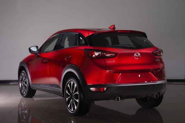 2 mẫu xe mới của Mazda ra mắt tại Việt Nam, giá từ 629 và 839 triệu đồng - Ảnh 7.