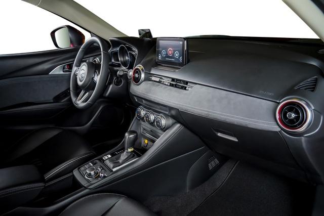 2 mẫu xe mới của Mazda ra mắt tại Việt Nam, giá từ 629 và 839 triệu đồng - Ảnh 8.