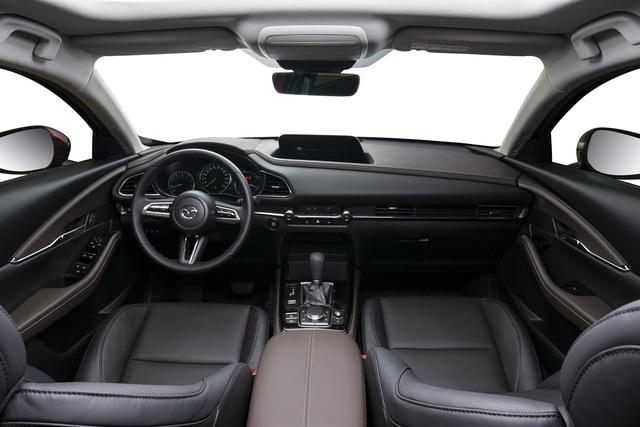 2 mẫu xe mới của Mazda ra mắt tại Việt Nam, giá từ 629 và 839 triệu đồng - Ảnh 4.