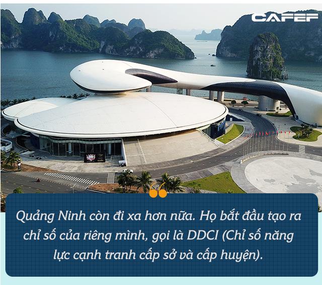 Giáo sư Mỹ tiết lộ cội nguồn cải cách ở Quảng Ninh với nhiệm kỳ đặc biệt từ 10 năm trước - Ảnh 3.