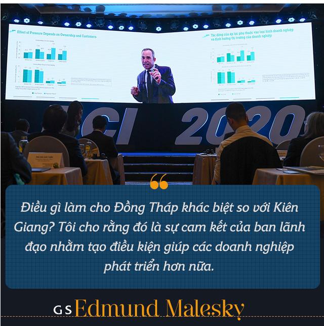 Giáo sư Mỹ tiết lộ cội nguồn cải cách ở Quảng Ninh với nhiệm kỳ đặc biệt từ 10 năm trước - Ảnh 7.