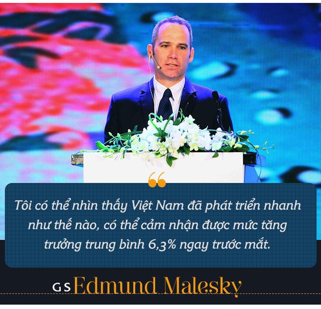 Giáo sư Mỹ tiết lộ cội nguồn cải cách ở Quảng Ninh với nhiệm kỳ đặc biệt từ 10 năm trước - Ảnh 10.