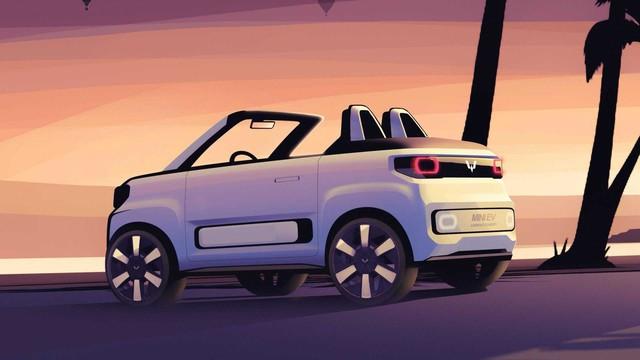 Ô tô điện bán chạy nhất thế giới, giá ngang Honda SH sắp có thêm bản mui trần - Ảnh 3.