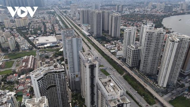 Sốt đất cục bộ từ thông tin quy hoạch khiến khó phát triển hạ tầng  - Ảnh 1.