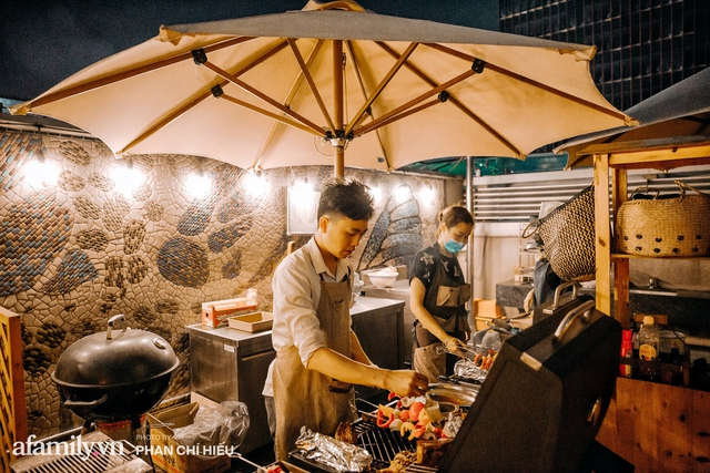 Siêu Hot: Glamping - Cắm trại xa xỉ trên nóc tòa nhà cao nhất Hà Nội, một khung cảnh cam kết đẹp hơn cả trên phim với loạt trải nghiệm siêu thú vị cho cả gia đình - Ảnh 14.