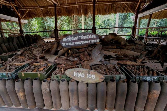 """UNESCO dự kiến công nhận địa đạo Củ Chi là di sản thế giới, sẽ là niềm tự hào của cả Việt Nam bởi nơi đây có quá nhiều """"ĐẶC SẢN"""" mà không phải ai cũng biết - Ảnh 28."""