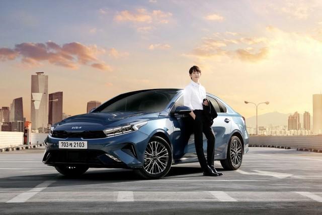 Kia Cerato 2021 ra mắt tại Hàn Quốc - nâng cấp công nghệ, chờ ngày về Việt Nam - Ảnh 4.
