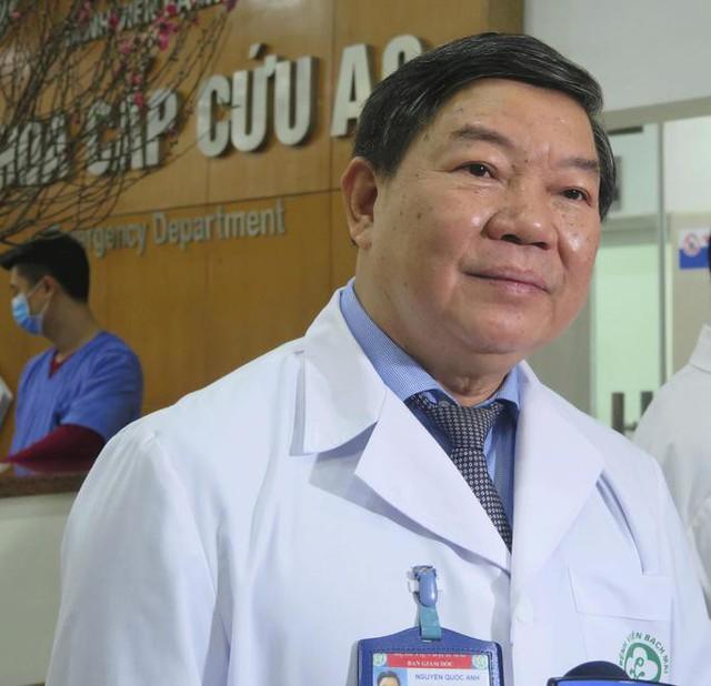 Mỗi ca phẫu thuật sọ não ở BV Bạch Mai bị thổi giá thêm 16 triệu đồng - Ảnh 1.
