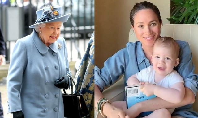 Đúng ngày sinh nhật Nữ hoàng Anh, Meghan Markle lại có động thái mới hòng chiếm spotlight - Ảnh 1.