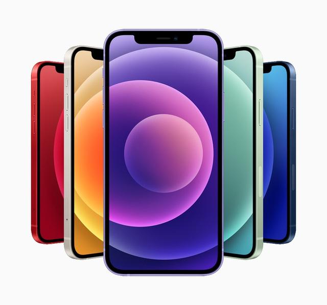 Apple ra mắt iPhone 12 màu tím, giá không đổi - Ảnh 2.