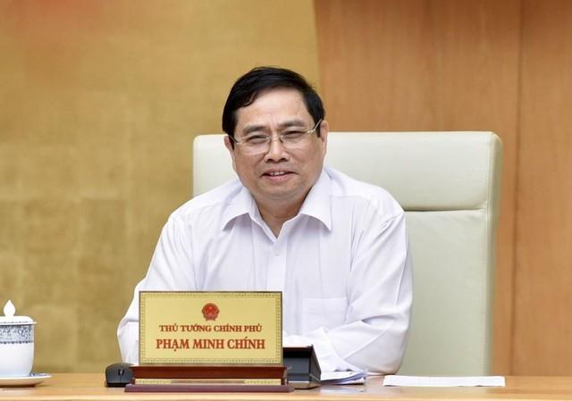 Phân công công tác của Thủ tướng Phạm Minh Chính và các Phó Thủ tướng  - Ảnh 1.