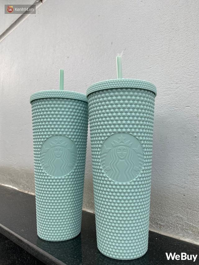 Rộ tin chiếc cốc gây bão của Starbucks đã restock và có mặt tại các cửa hàng ở Việt Nam: Sự thật là gì? - Ảnh 4.