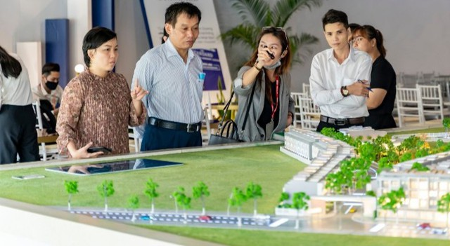 """Nhà phố vùng vệ tinh vào """"tầm ngắm"""" của giới đầu tư Sài Gòn - Ảnh 2."""