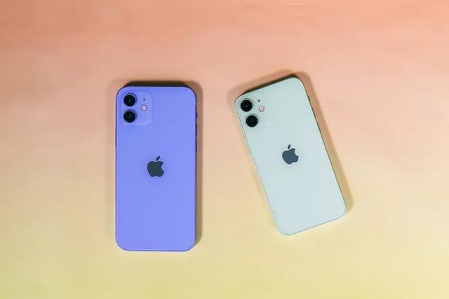 Đây là iPhone 12 màu tím Apple vừa ra mắt - Ảnh 9.